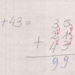 004.2 - Matemática, aritmética. Adição de números naturais.