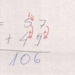 004.3 - Matemática, aritmética. Adição de números naturais.