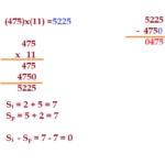 Matemática - Aritmética. Curiosidade sobre divisibilidade por 11.