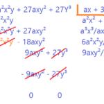 01.047-01 - Matemática. Álgebra. Divisão de polinômios por polinômios.